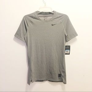 Nike NWT Pro Cool Dri-Fit SS Compression Shirt
